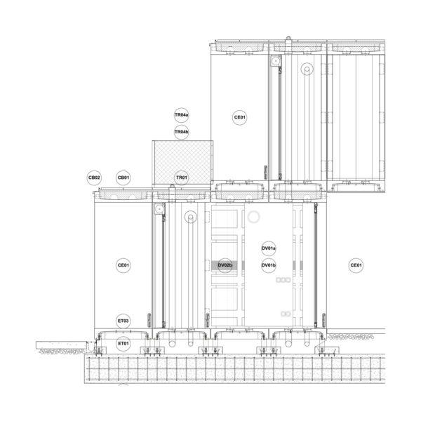 SmartLiving; casas prefabricadas hormigon modernas